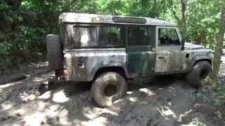 Land Rover Defender  4x4 Off Road Extreme