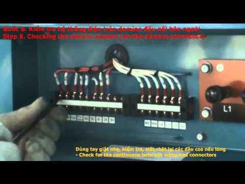 Hướng dẫn bào trì máy phát điện - Guide for maintenance generator - Kubota engine - Emko