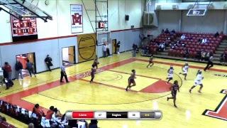 Women's Basketball EMCC VS Coastal Alabama North