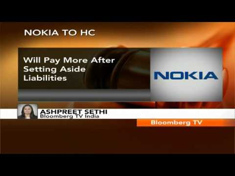 Big Story- Tax Wrangle: Nokia India Dials Delhi HC