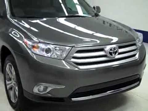 2011 Toyota Highlander LIMITED-NAV-2ND BENCH-THIRD-4WD-1 OWNER - T3163