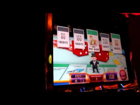 Epic Monopoly Bonus Round at the Venetian