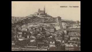 """Alibert """" Marseille """" 1932"""