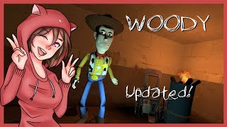 TF2 / Slender Fortress - Woody Updated