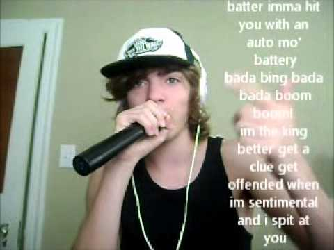 Look At Me Now (mac Lethal) Rap Cover video