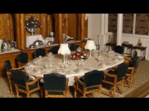 The Titanic Miniature Dinner YouTube