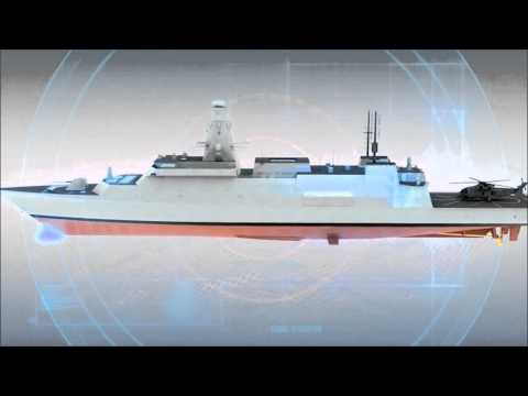 0 The Type 26 Global Combat Ship   Equipment