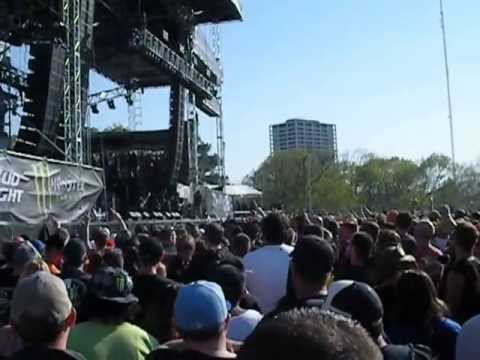 Rockfest 2013 Kansas City Volbeat