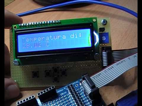 Uso sensore DS18B20 con Arduino