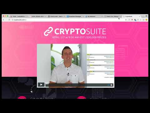 SPH Webinar - Affiliate Marketing Explained + Clickfunnels Free Trial + Crypto Update