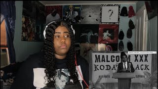 Kodak Black - Malcolm X. X. X. (Official Video) REACTION!!!