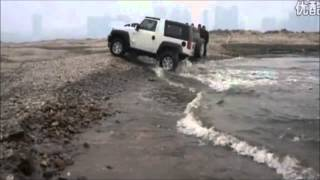 BAW B40/BJ70 off-road китайский JEEP