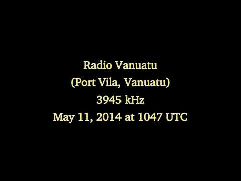 Radio Vanuatu (Port Vila, Vanuatu) - 3945 kHz
