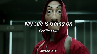Ouça La Casa de Papel - My Life Is Going on Soundtrack