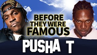PUSHA T | Before They Were Famous | Clipse to Daytona & Drake Beef
