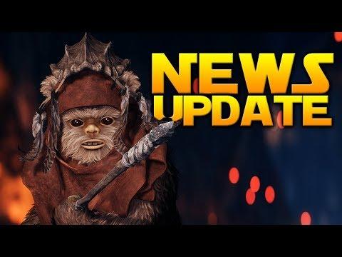 NEWS & TIPS: Skins Review, Squad System, Ewok Tips & More - Star Wars Battlefront 2