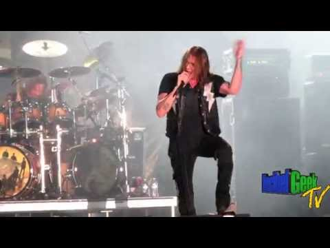 Sebastian Bach - Youth Gone Wild: Live at Rocklahoma 2016
