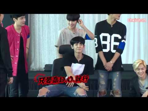 [ENG SUB] 140905 EXO 最强天团 The Strongest Group [3/4]