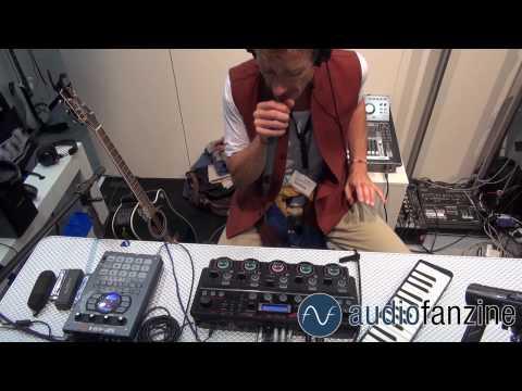 [Musikmesse] Boss RC-505 Demo