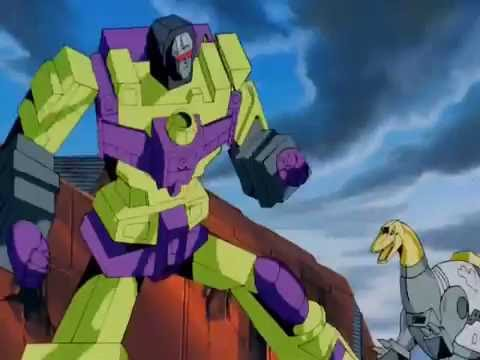 Lion - The Transformers Theme