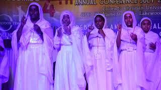 Ethiopan Ortodox Tewahido Wudase Mariam Sign Language Mezmur