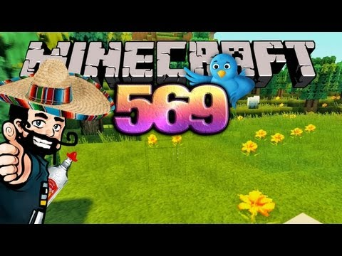 Let's Play Minecraft #569 [Deutsch] [HD] - Menschenhandel & Mexikano