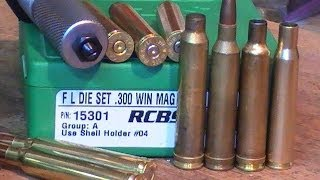 Loading magnum rifle calibers - 1