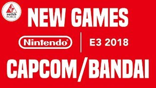 E3 2018 Nintendo - DAY TWO REVIEW! NEW 3RD PARTY SWITCH GAMES!
