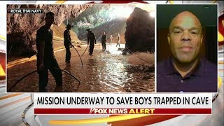 Former Navy SEAL: Thailand Cave Rescue Is Like