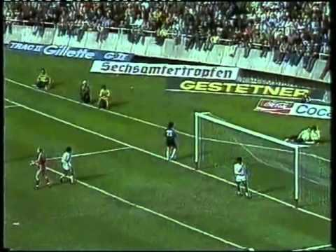 Video: Poland v Peru in the 1978 World Cup