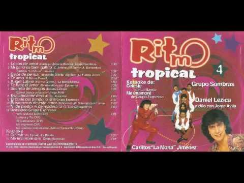 ritmo tropical vol4  cumbias del recuerdo grandes exitos para fiesta enganchados cd completo
