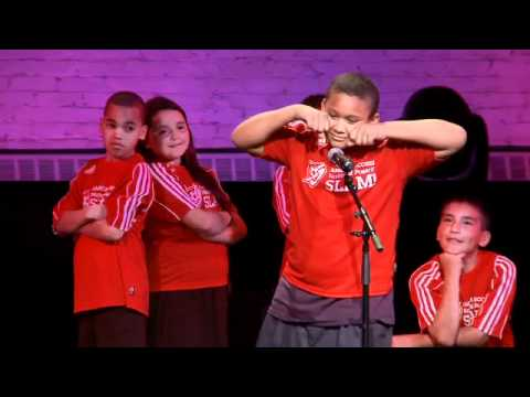 America Scores 5th Annual National Poetry Slam! 2011 video