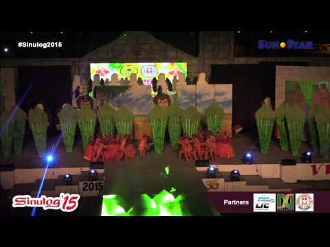 Sinulog Festival Queen 2015 Coronation Night