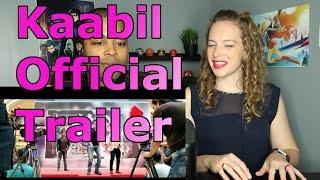 Kaabil Official Trailer | Hrithik Roshan | Yami Gautam | 25th Jan 2017 (Reaction 🔥)