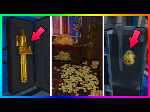 GTA 5 DLC ULTIMATE CEO $2,100,000 MONEY MAKING SPREE & RARE SPECIAL ITEMS SEARCH ATTEMPTS! (GTA V)