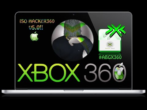 HOW TO USE ISO HACKER v0.5 X360- BURNING XGD3! Xbox360 Lt+☢ 