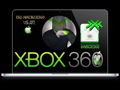 HOW TO USE ISO HACKER v0.5 X360- BURNING XGD3! Xbox360 Lt+☢ 