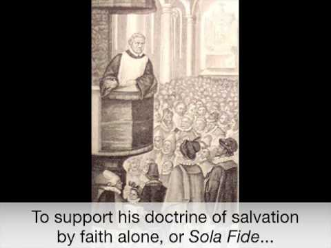 Catholic Bible vs. Protestant Bible Video