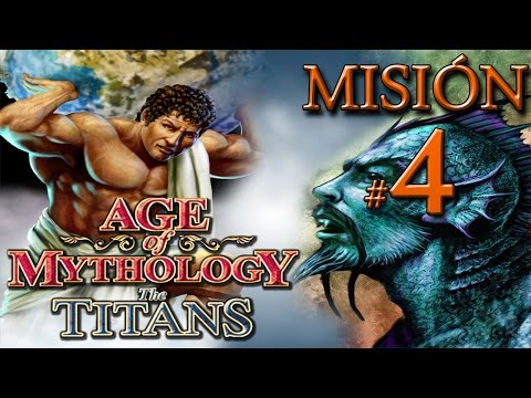 Age of Mythology The Titans - Misión 4: