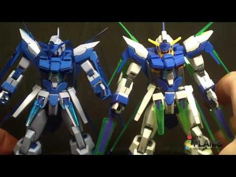 Bandai Gundam 1/144 HG Gundam Age FX Burst Review