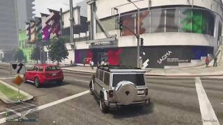 GTA 5 - PS4 / Xbox One - New - How To Spawn A Dubsta 2 Totally Solo / On Your Own - Look!