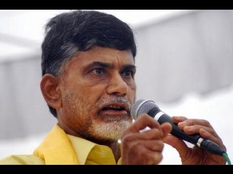 N Chandrababu Naidu Interview Unedited