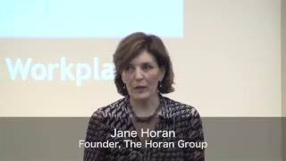 Tips to Advance Your Career in the Global Workplace - Jane Horan