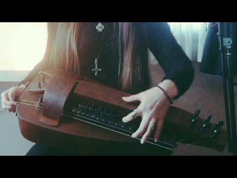 Rosenrot - Rammstein(piano & hurdy gurdy cover)