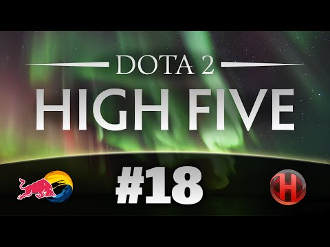 Dota 2 High Fives  Ep 18 Red Bull Weekly