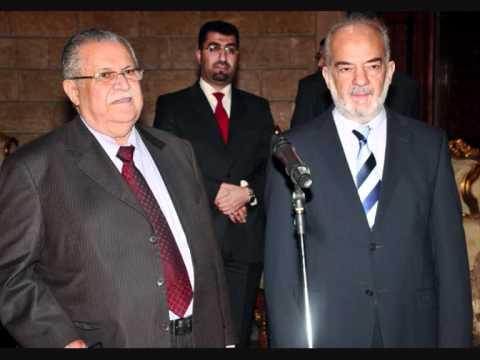Nouri al Maliki نوري المالكي في اغنية كرسي تمليك