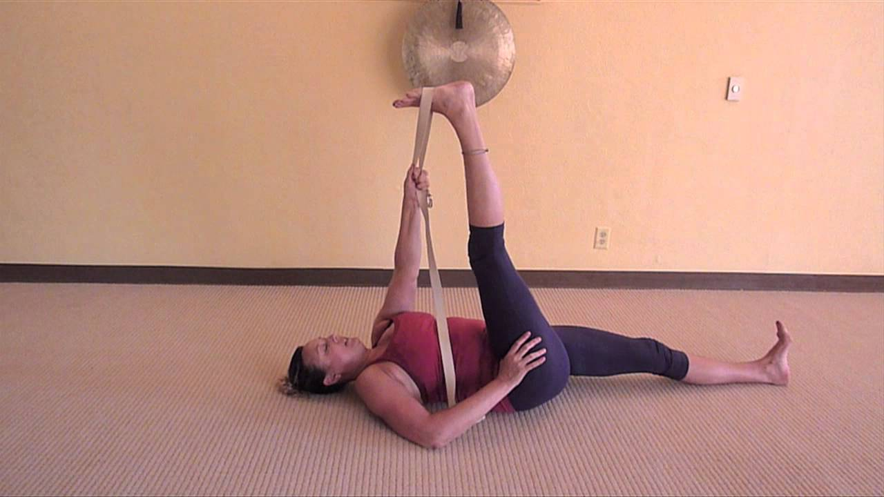 Gentle Yoga Poses Gentle Yoga Stretches For Knee