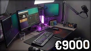 MIJN €9000 SETUP!