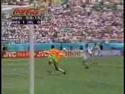 crazy mexico goalkeeper jorge campos