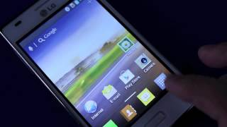 LG Optimus L5 Review